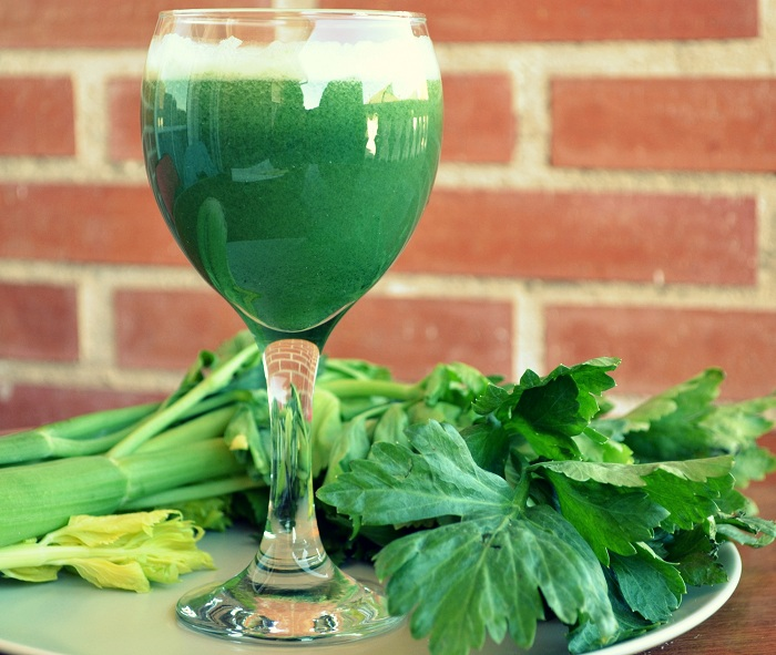 Spirulina green smoothie benefits