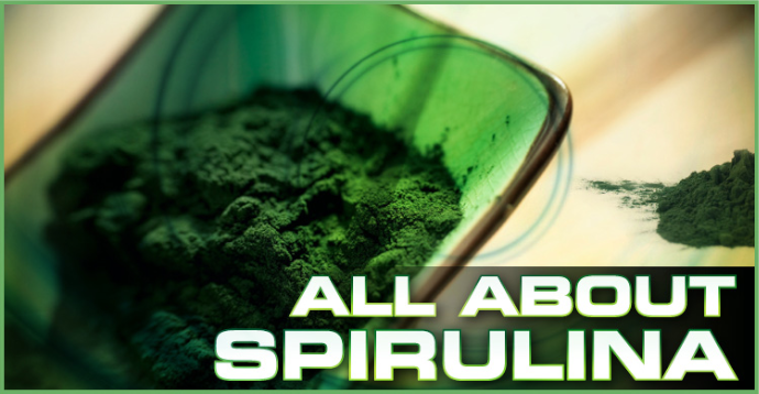 Benefits spirulina