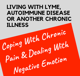 coping with chronic pain and dealing with negative emotions