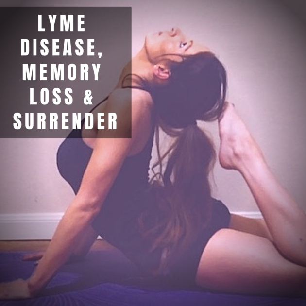 Lyme disease memory loss