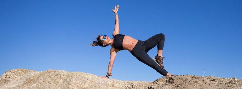 Candace Moore yoga by Candace yoga Lyme disease