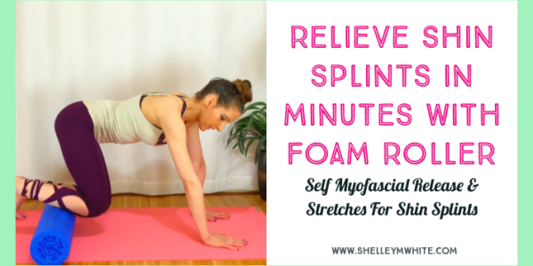 foam roller for shin splints