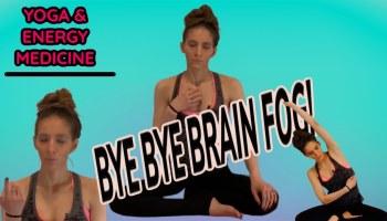 yoga for brain fog