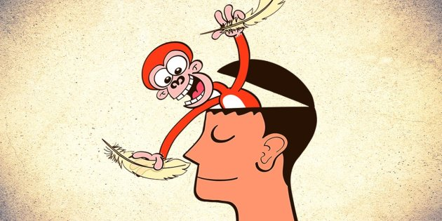 tips to unwind your monkey mind