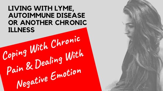 Chronic pain lyme