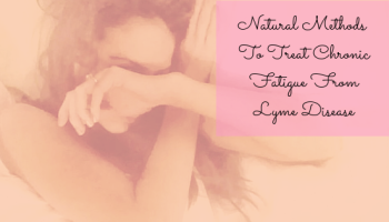 treatment for chronic fatigue from lyme disease