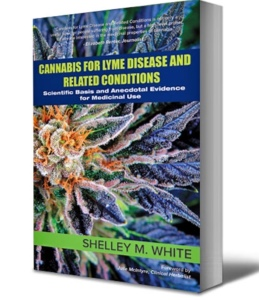 cannabis for lyme disease and related conditions book