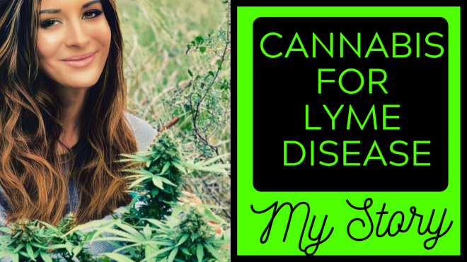 cannabis oil to treat lyme