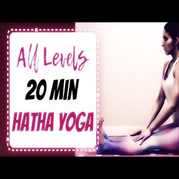 hatha yoga video